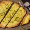 Chleb paleo czosnkowy z rozmarynem