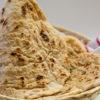 Indyjski chlebek naan paleo, bez glutenu i zbóż